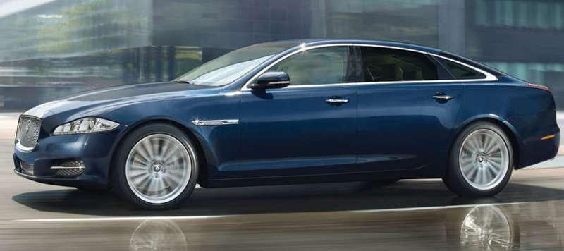 Автомобиль Jaguar  обзор