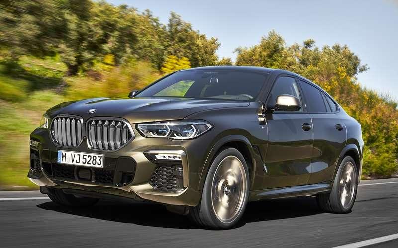 Потеря управления: вРоссии отзывают BMW X5и X6