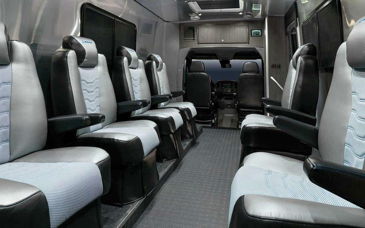 Специальный автобус длякосмонавтов: его маршрут— 14,5км— фото 1043038