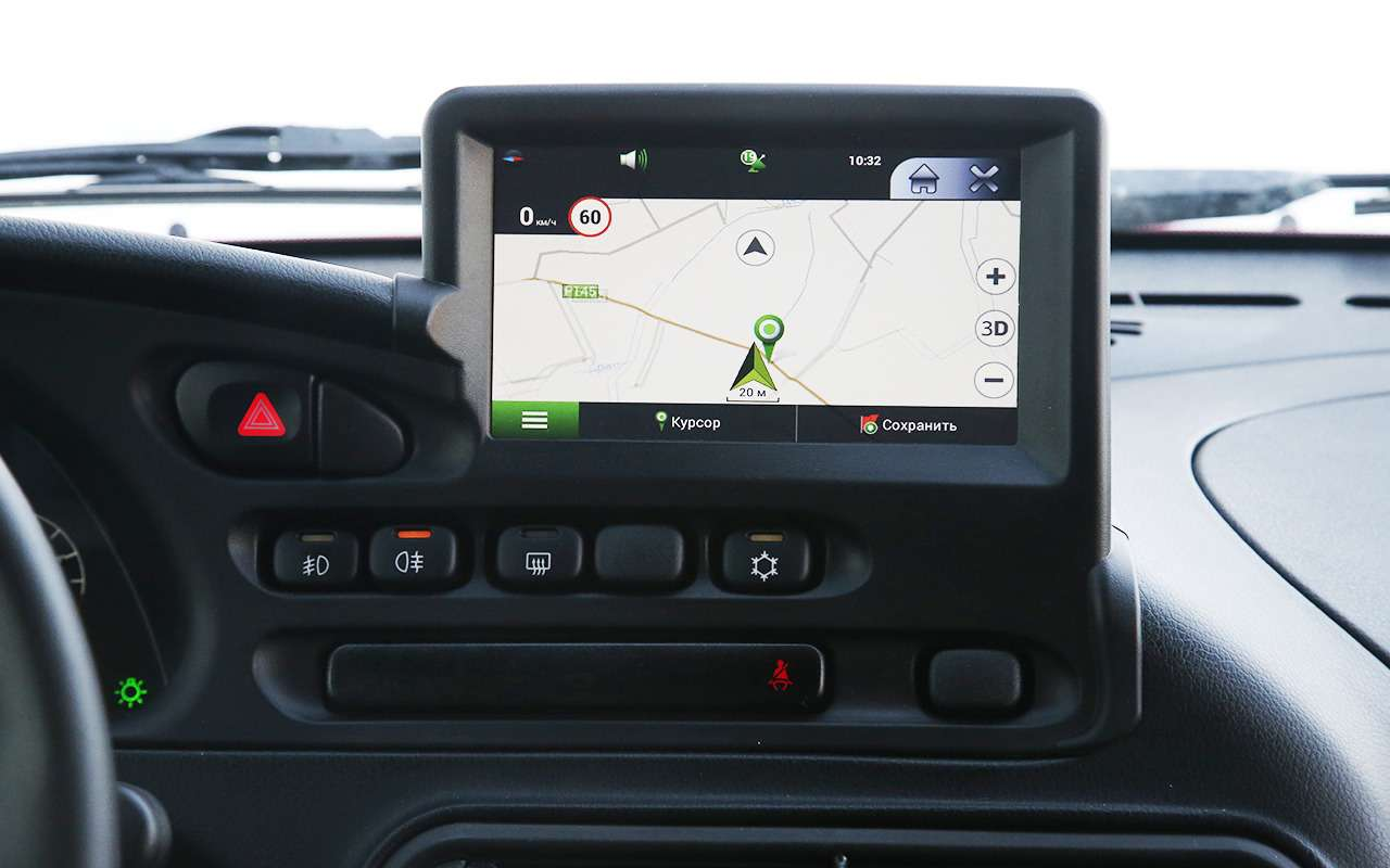 Обновленная Chevrolet Niva: тест нашум ирасход— фото 982282