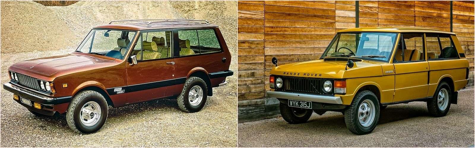 Первые автомобили-клоны: британцы, немцы, шведы...— фото 779922