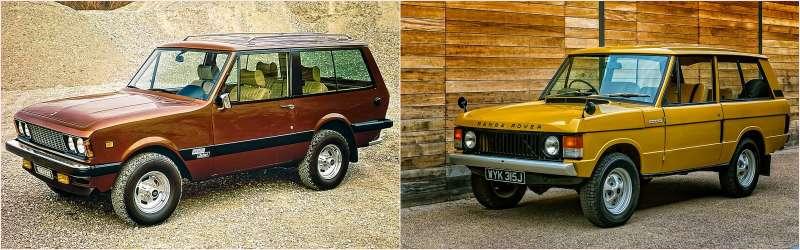 Первые автомобили-клоны: британцы, немцы, шведы...