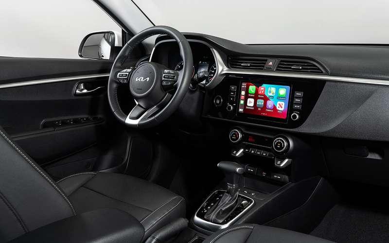 KiaRio иRio X2022— уже впродаже