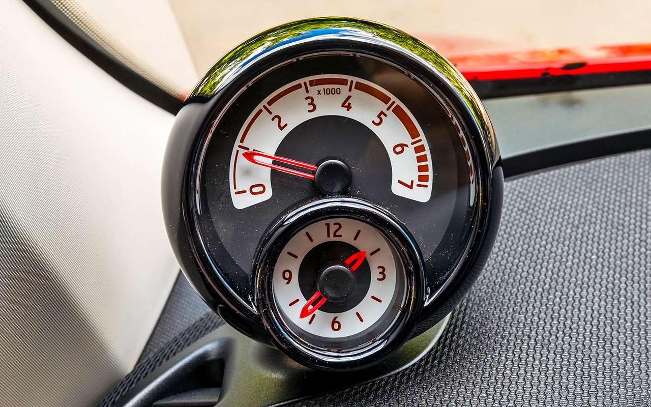 Большой тест маленьких хэтчбеков: Kia Picanto, Datsun mi-DO иSmart ForFour— фото 796018
