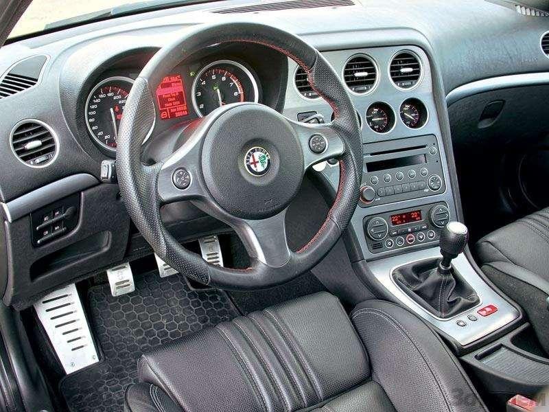Alfa Romeo 159: Алледжерита— фото 91641