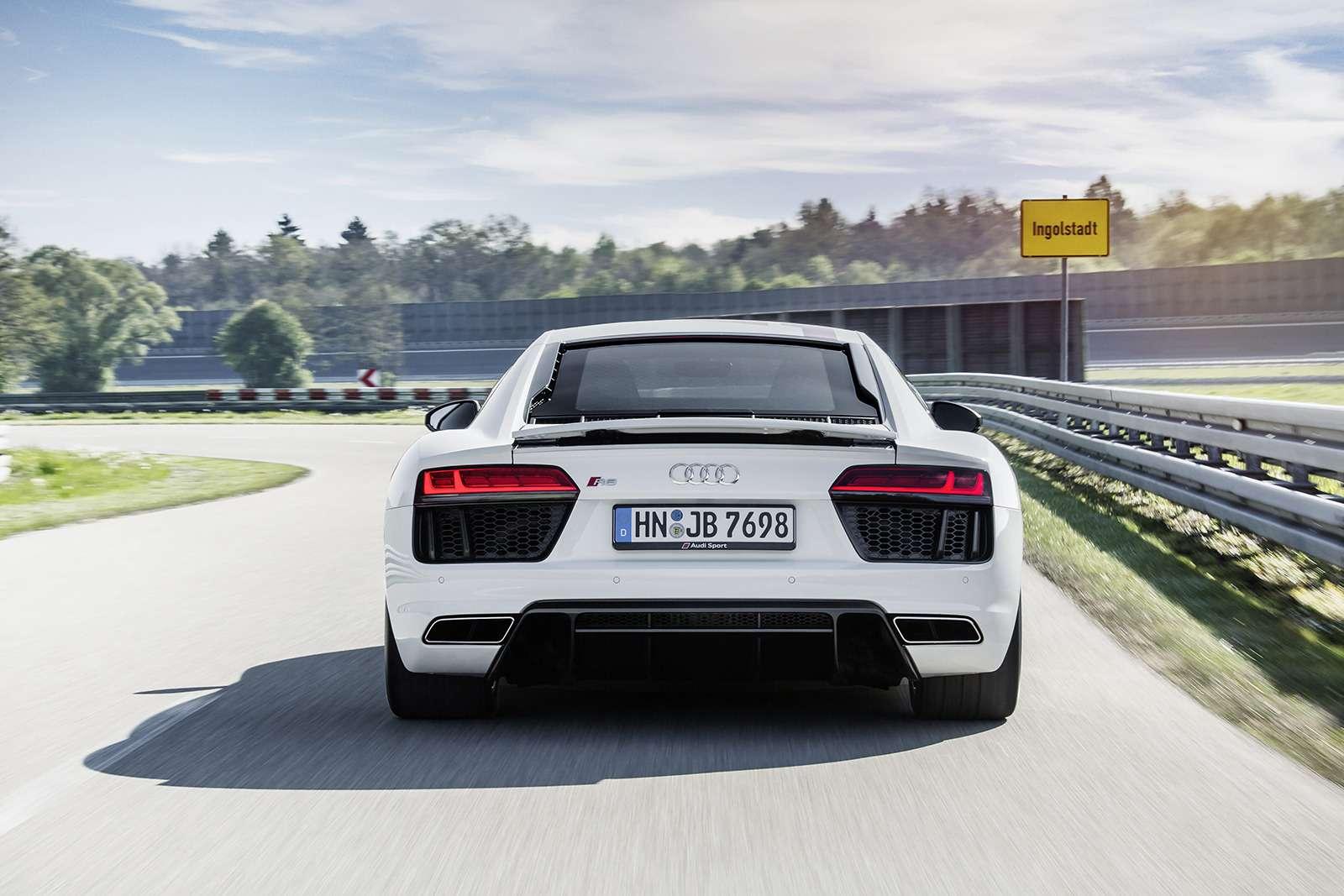 Audi показала свою первую заднеприводную модель— фото 793573