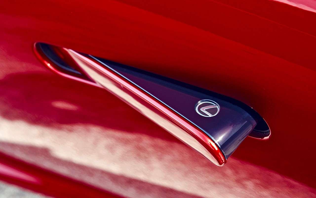 Lexus LC500— тест-драйв ЗР— фото 805887