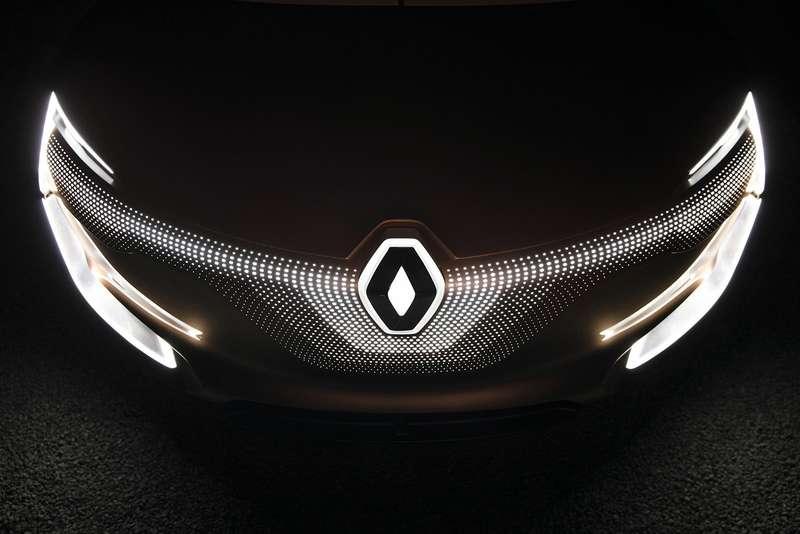 В России представят купе-кроссовер Renault длявсего мира