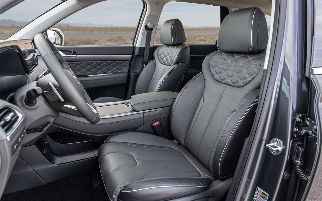 Кроссовер Hyundai Palisade вЛос-Анджелесе: больше некуда— фото 929607