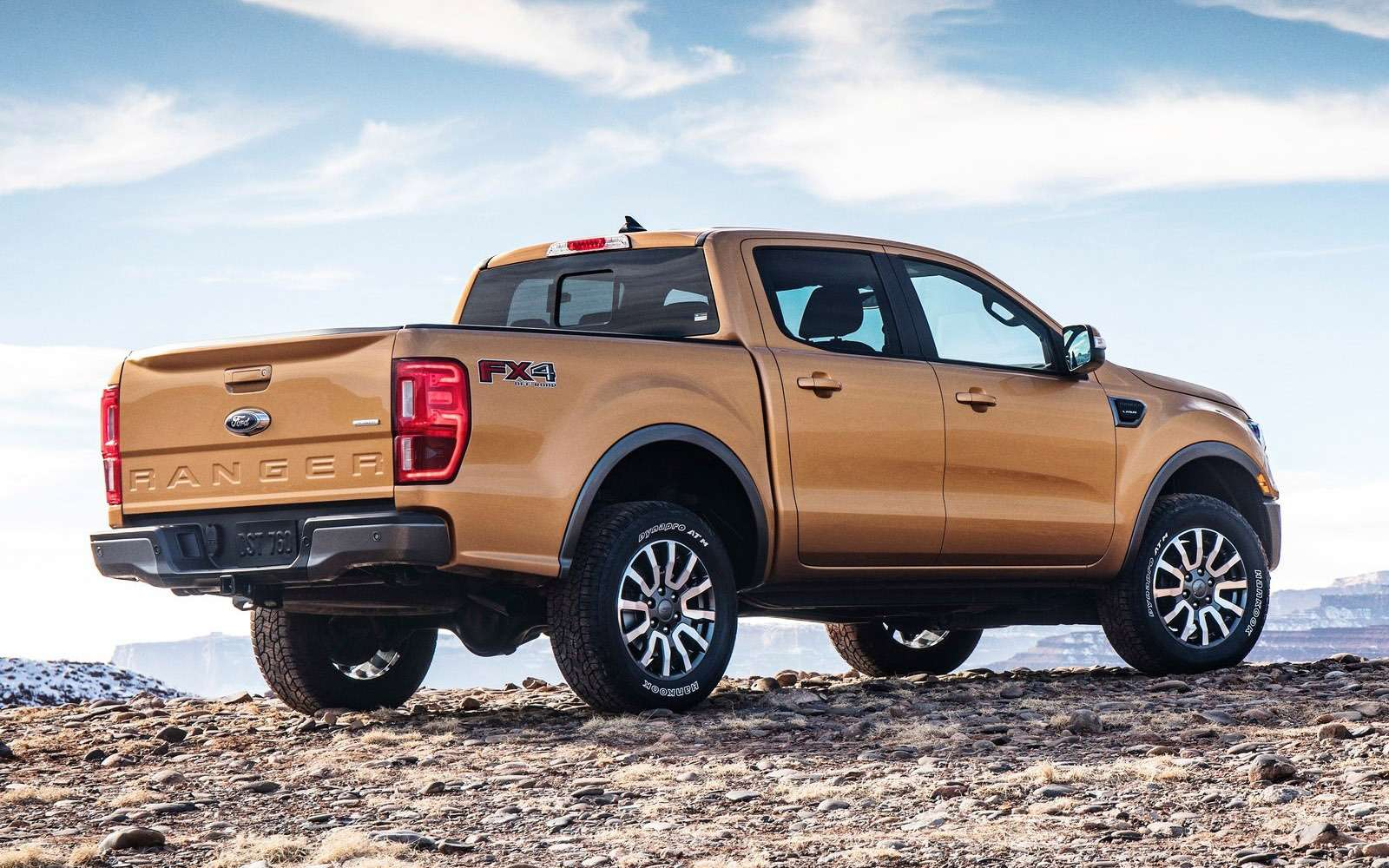 Возвращение домой: Ford представил обновленный Ranger— фото 835891