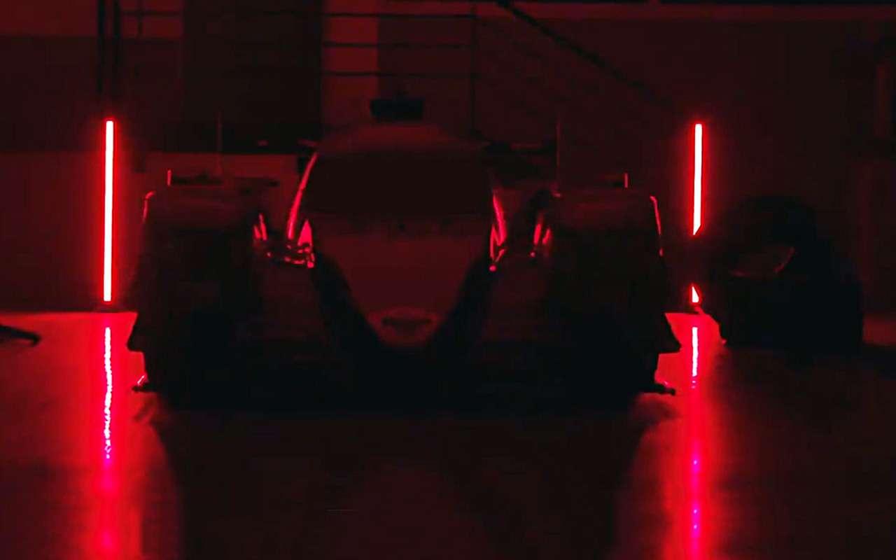 Aurus создал гоночный прототип