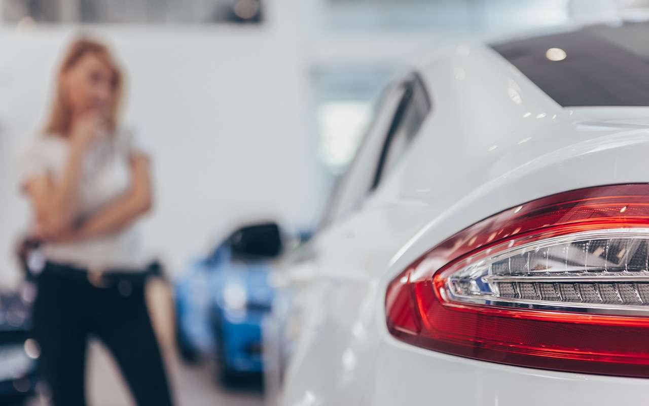 Перед Новым годом автомобили вкредит покупают на20% чаще— фото 1037409