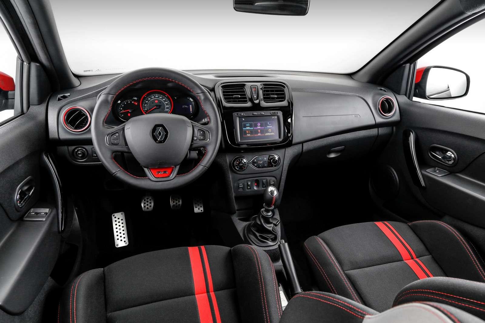 В нем гонок дух: Renault Sandero RSстал еще соблазнительнее— фото 751818