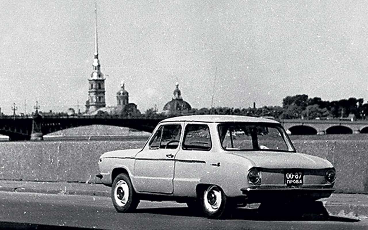 Жигули итеннис, двухколесное авто, прототип Василек— новые автоанекдоты— фото 872627