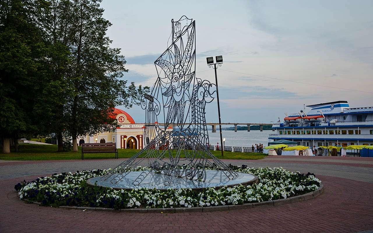 В государыню Кострому наШкоде Кодиак— фото 818290