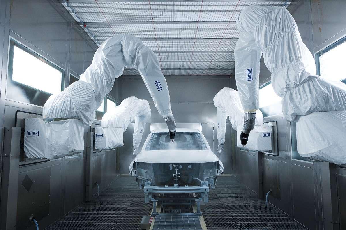 Geely открыла завод, который будет работать наРоссию— фото 817492