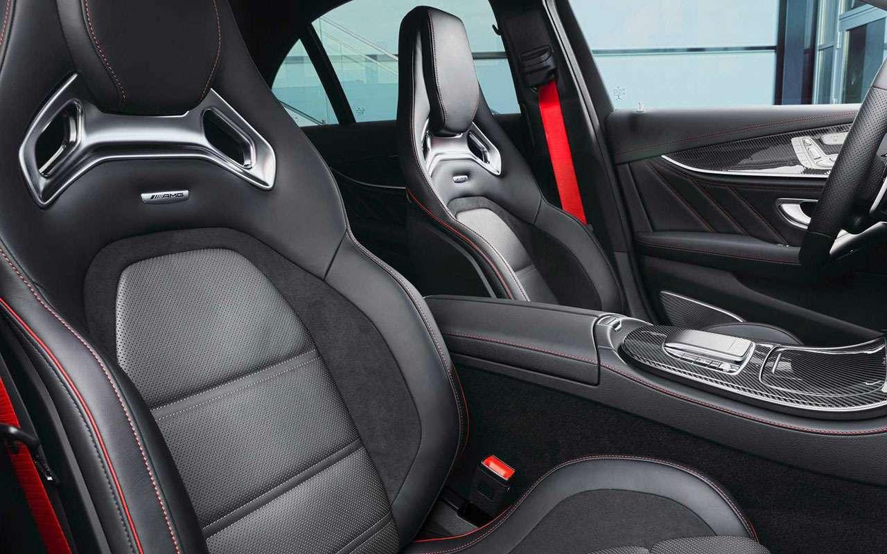 Mercedes-Benz представил обновленный E-класс— фото 1089289