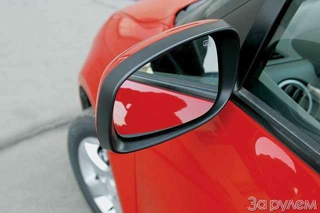 Suzuki Swift. Крепенький малыш— фото 56369