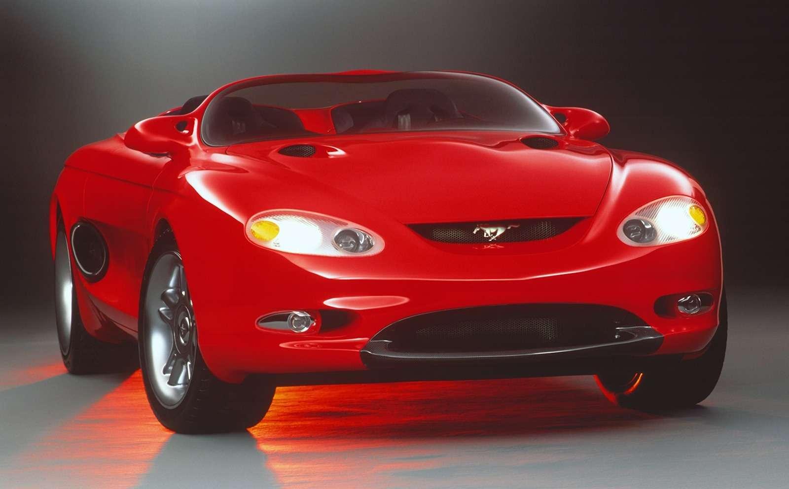 1992 Mach III concept