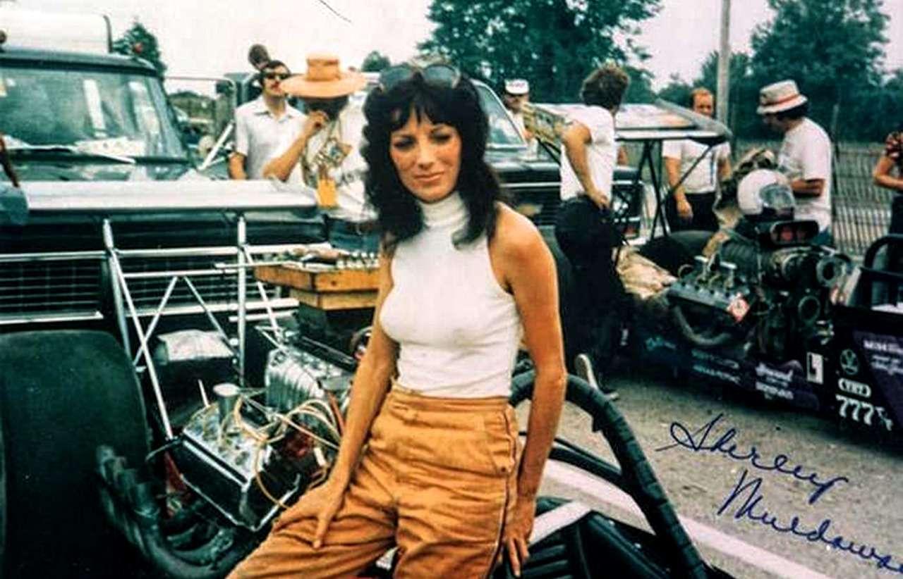 Женщины вавтоспорте: отистоков донаших дней— фото 851650