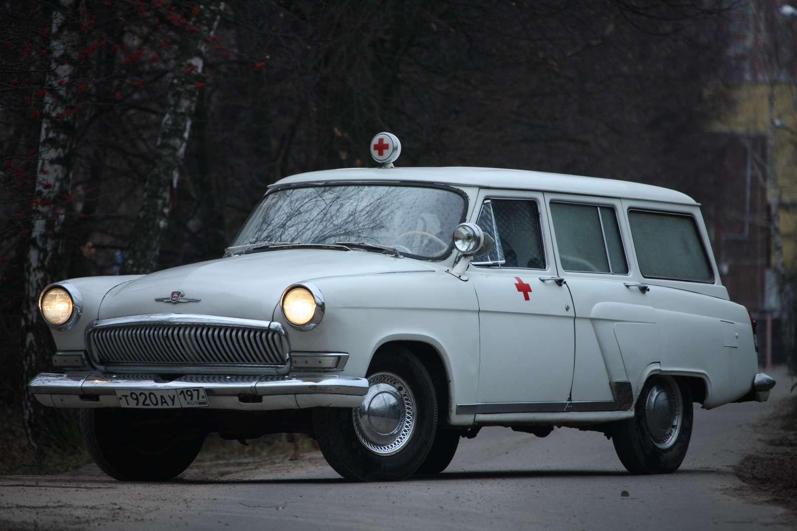 ГАЗ-22Д «Волга»: спасти исохранить— фото 682809