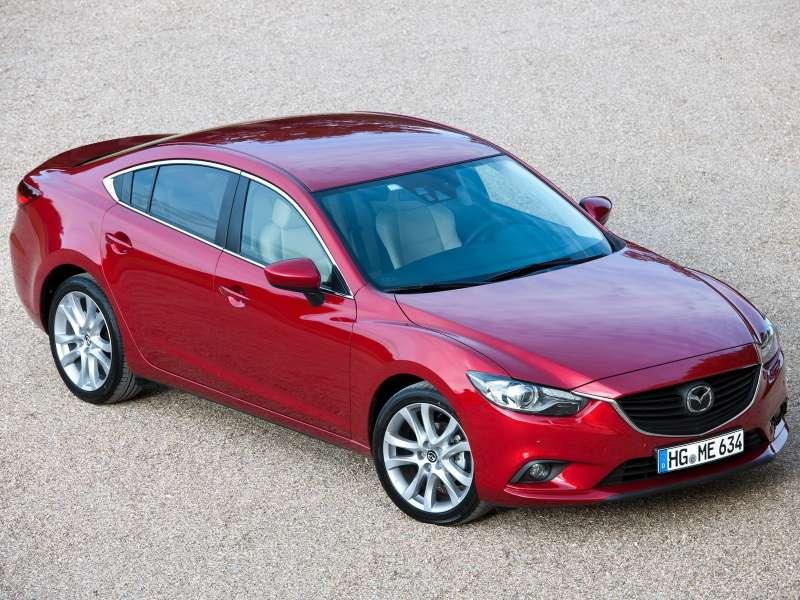 Mazda 6Sedan 2013no copyright