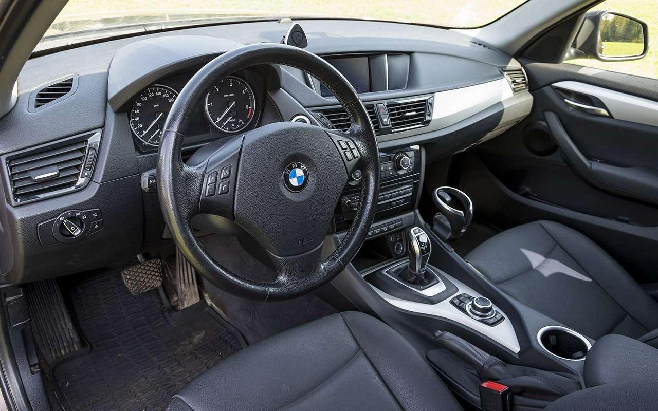 Новая Lada или BMW спробегом? Иномарка выгоднее? Да!— фото 1280905