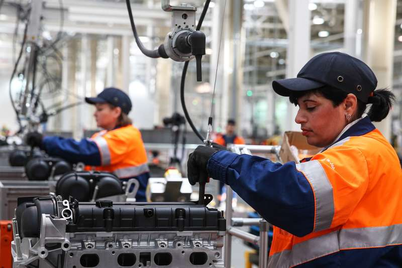 Ford Sollers opens engine factory inTatarstan, Russia
