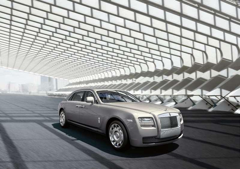 Rolls Royce займется продажей б/у