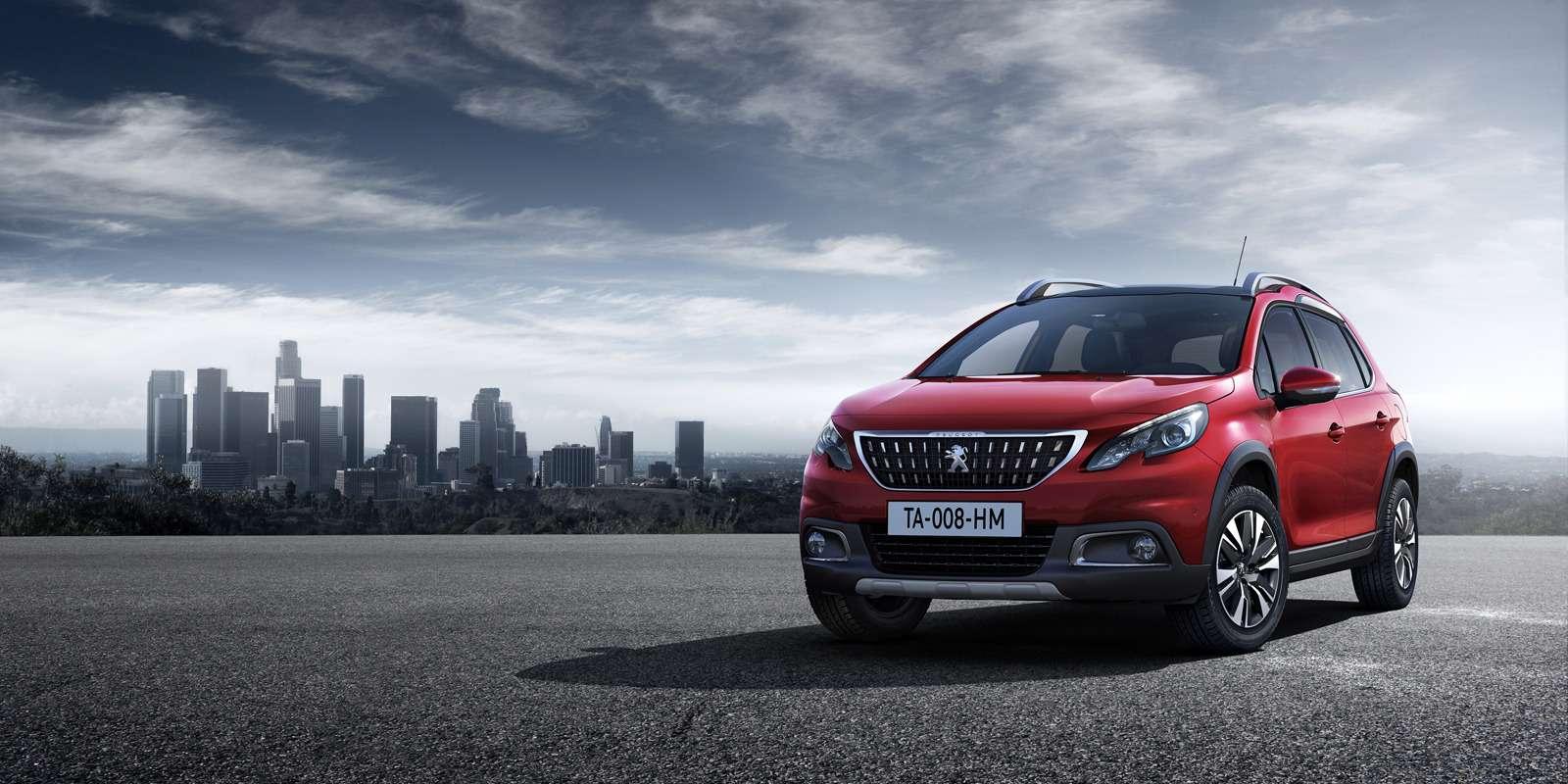 Peugeot 2008в России: начались продажи иобъявлены цены— фото 759251