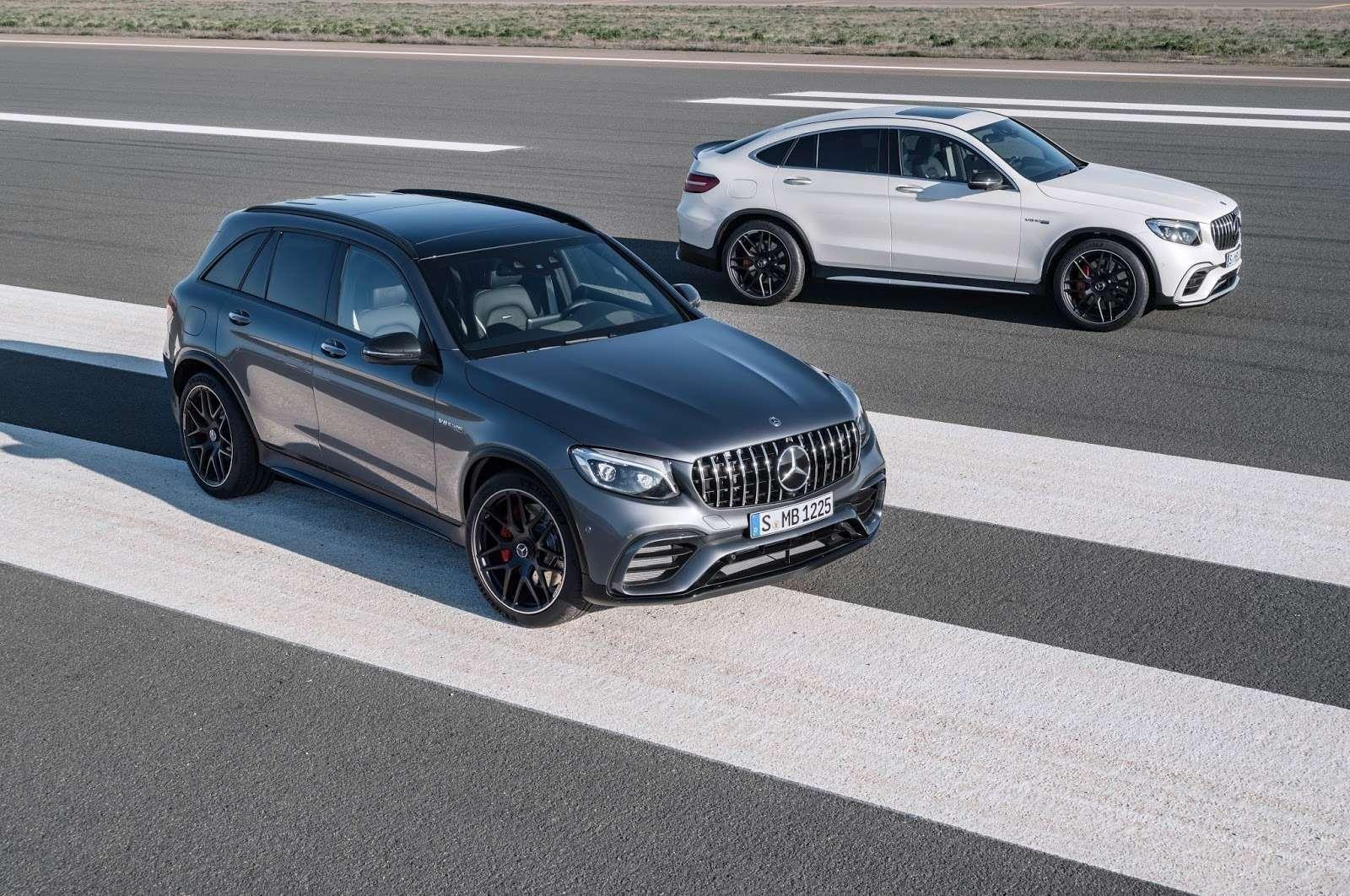 Озверин иадреналин: Mercedes-AMG представил сумасшедшие кроссоверы— фото 732164