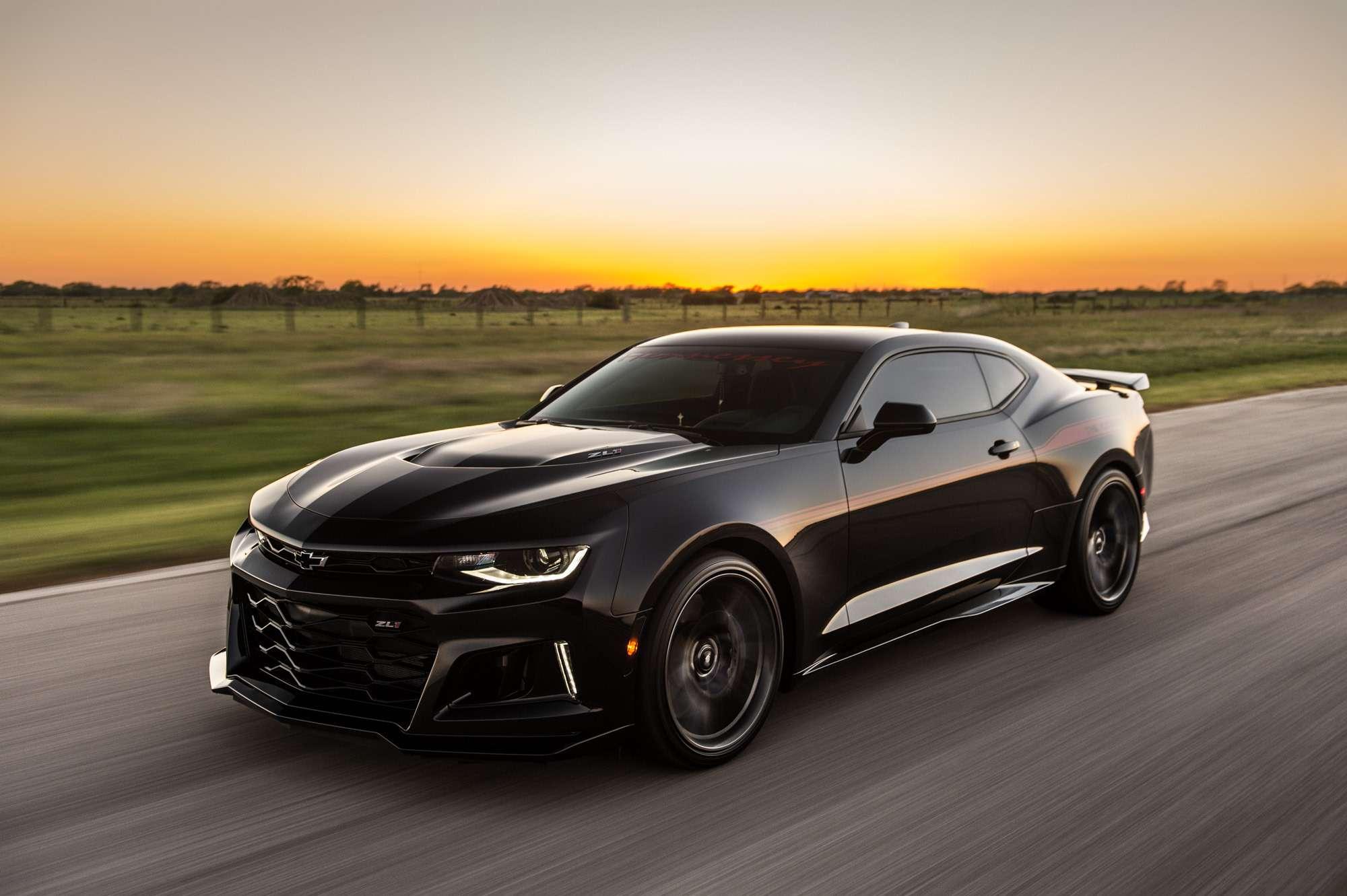 Изгоняющий Демона: Chevrolet Camaro ZL1 стал Экзорцистом— фото 732726
