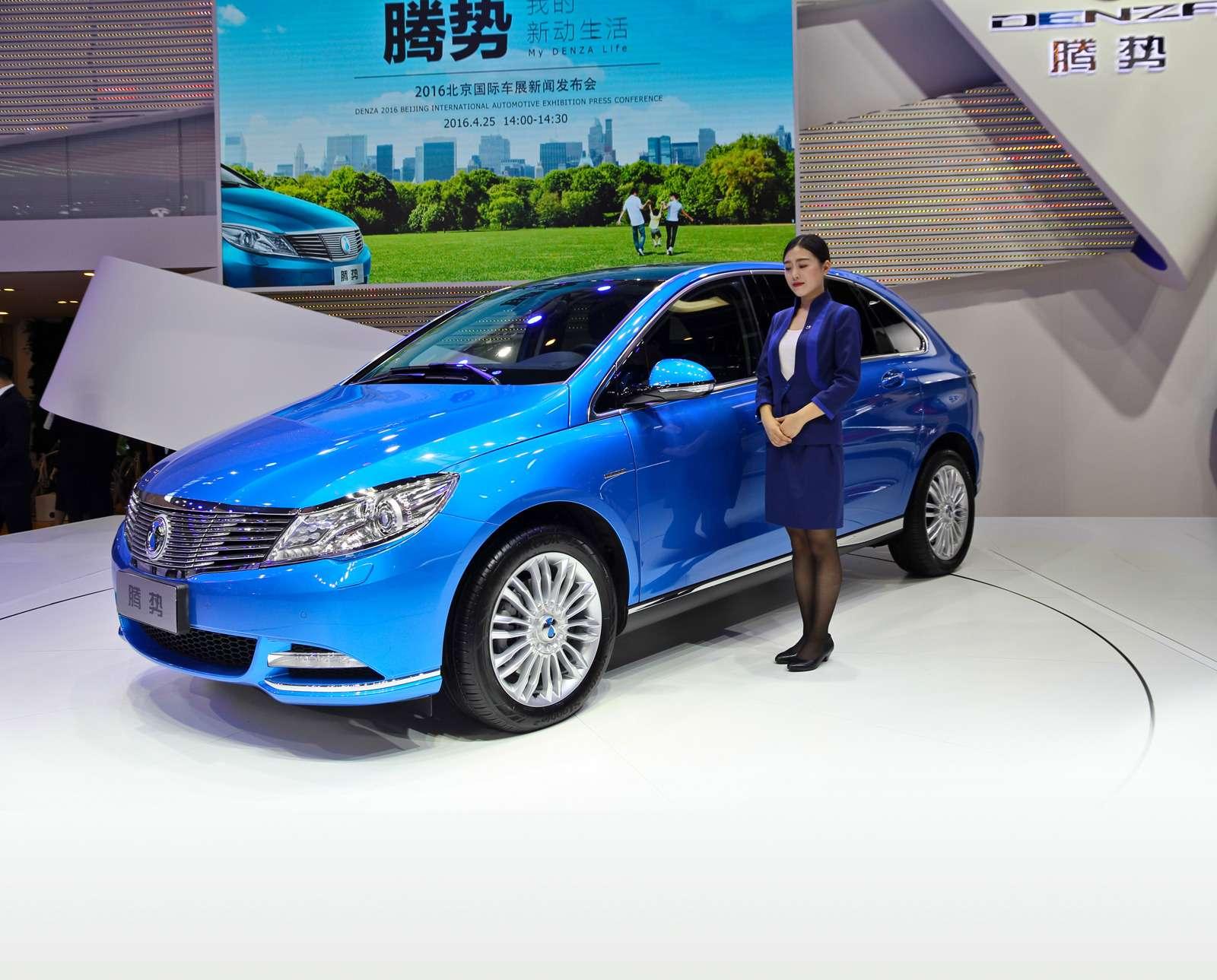 Куда идет китайский автопром?— фото 606974