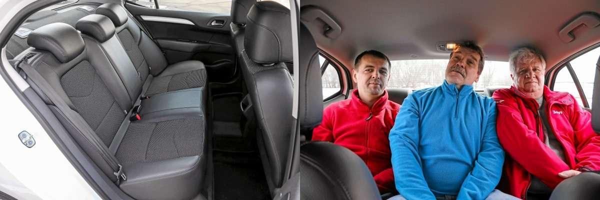Новые Corolla иElantra плюс С4: большой тест седанов С‑класса— фото 970550