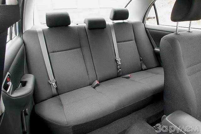 Toyota Corolla изтрейд-ин. Вечный двигатель— фото 62815