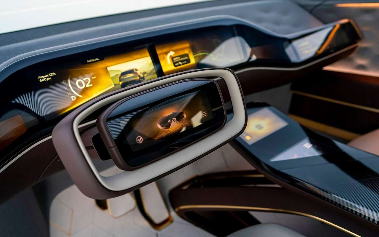Новый дизайн, новые моторы, новые модели— экскурсия поInfiniti— фото 989333
