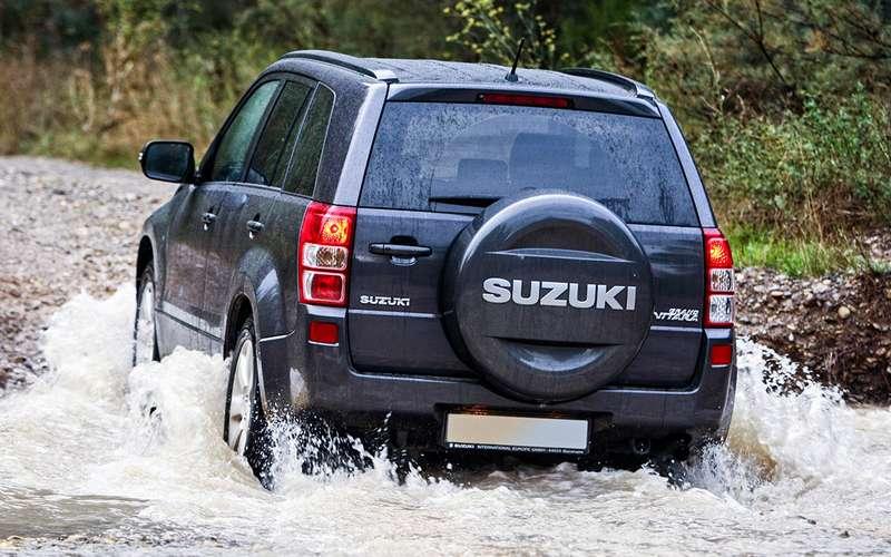 Suzuki Grand Vitara: все достоинства и4главных недостатка