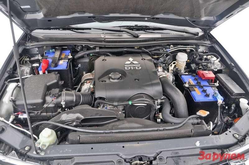 2,5-литровый турбодизель Dl-D