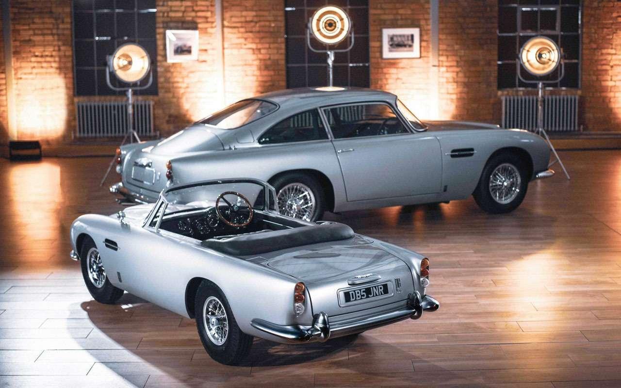 Aston Martin выпустил игрушку длядетей. Дороже Мерседеса— фото 1163693
