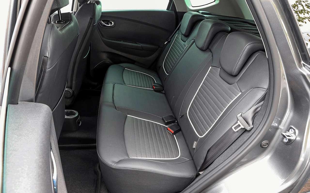 Большой тест кроссоверов: обновленный Ford EcoSport иконкуренты— фото 911215