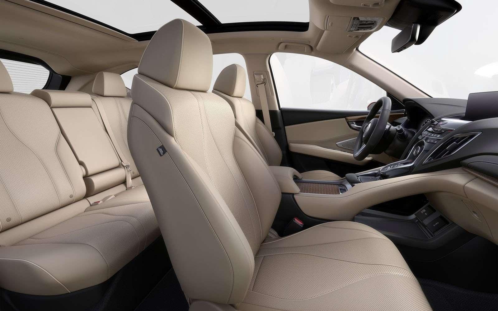 Новая Acura RDX: везите кнам еескорей!— фото 836442