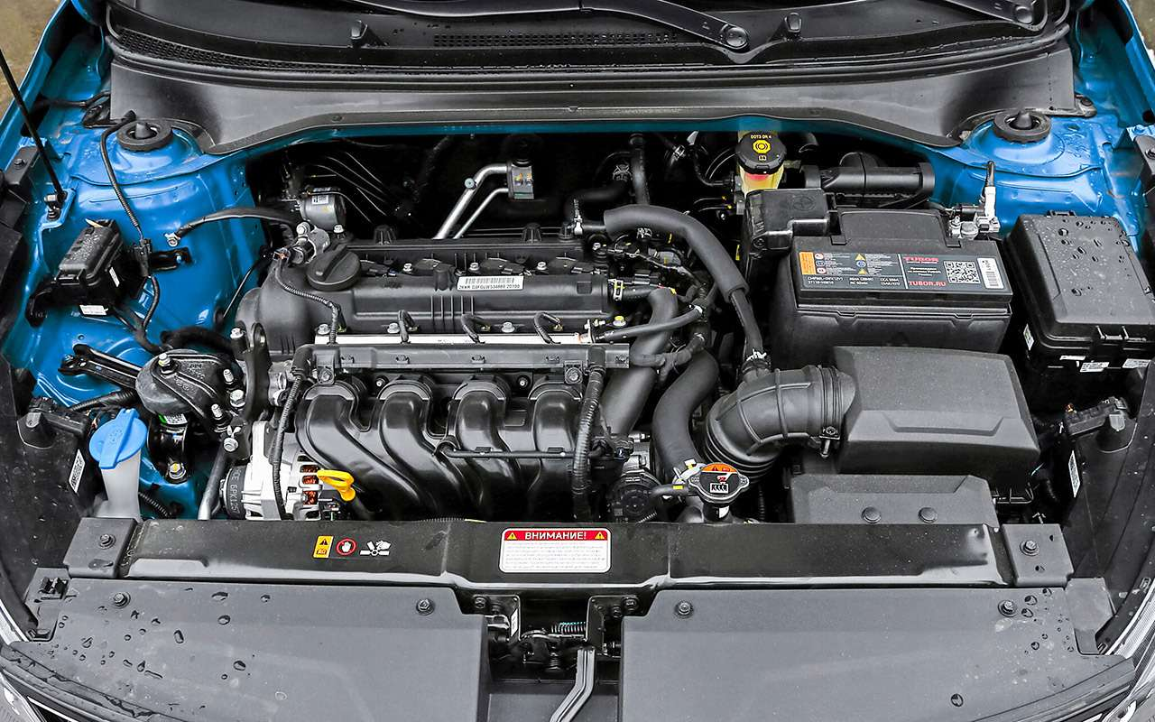 KiaRio X— тест последнего (почти) хэтчбека вВ‑классе— фото 1211297