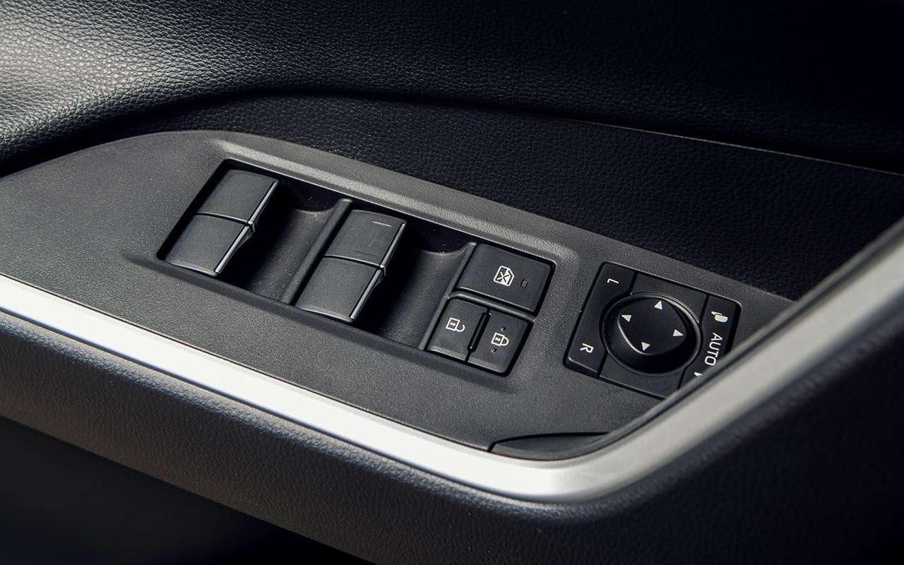 Новая Toyota RAV4: «Зарулем» проверил еезапределами асфальта— фото 1011270
