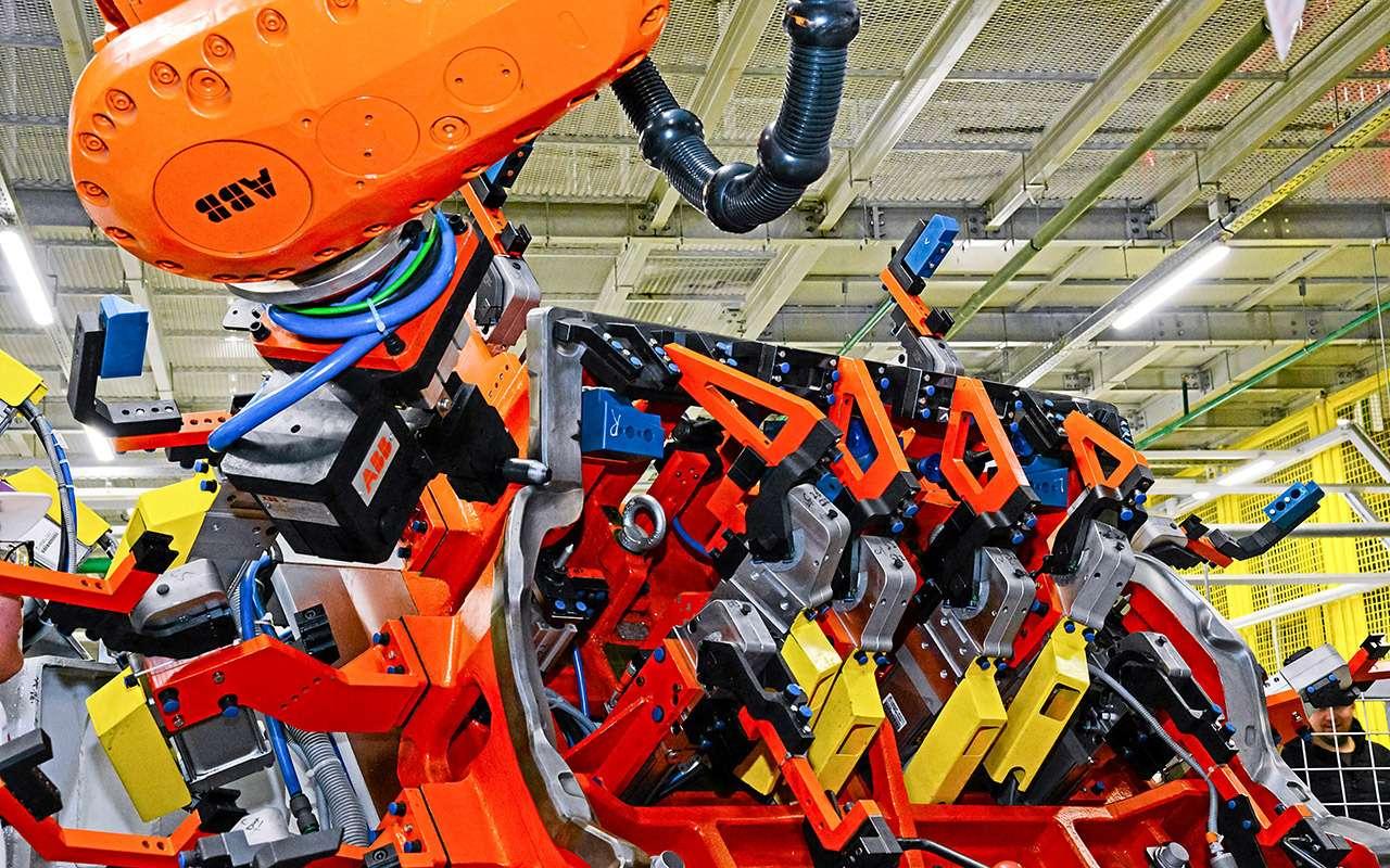 Российский завод  Haval: зачем его построили икак онработает— фото 962642