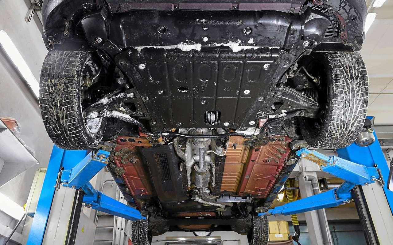Vesta Cross иLogan Stepway— годятся лиони длябездорожья?— фото 951448