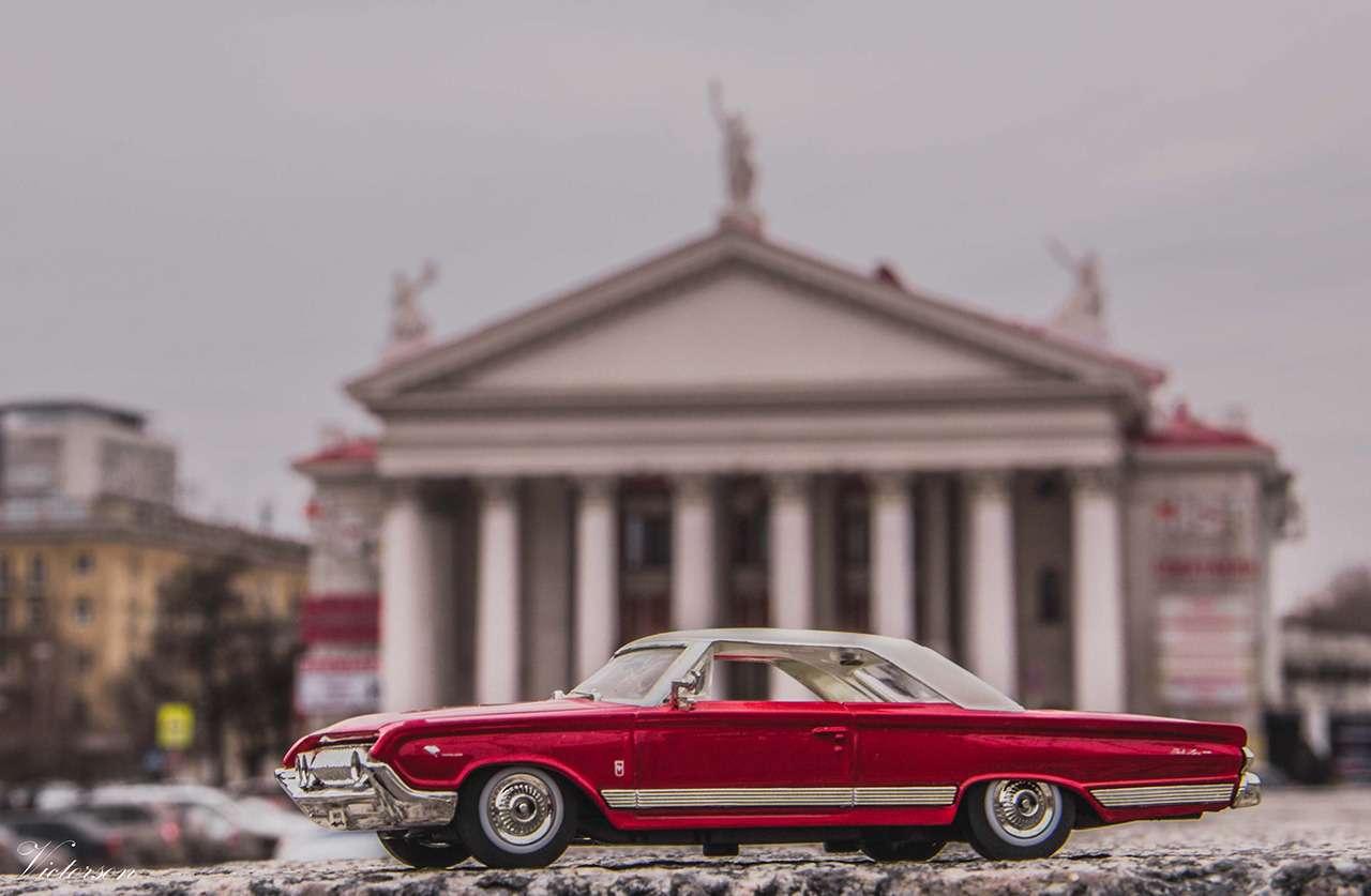 Город наладони: путешествие наминиатюрных автомобилях— фото 830413