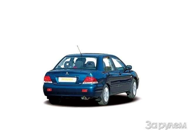 Тест-драйв Nissan Almera Classic. ЗАГАДКА ПРОИСХОЖДЕНИЯ— фото 65082