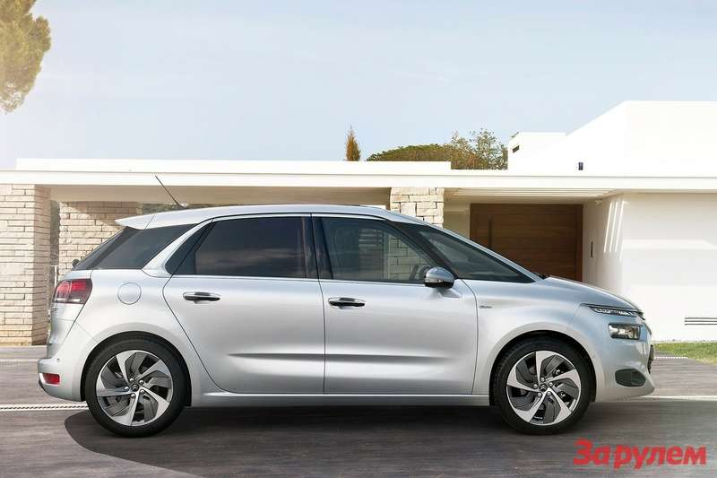 Citroen C4 Picasso 2014 1600x1200 wallpaper 0e