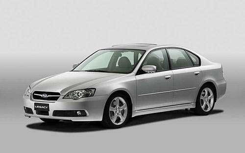 Новые Subaru уже вРоссии— фото 39763