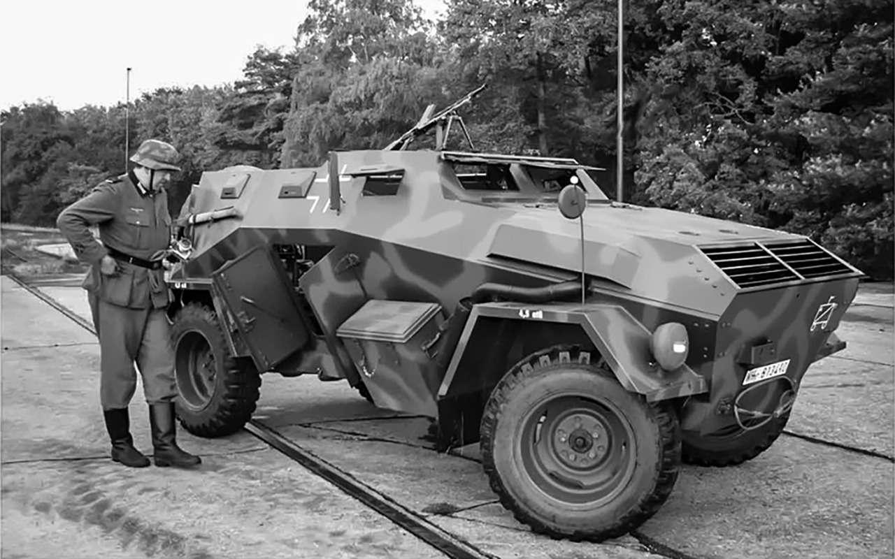 бронеавтомобиль